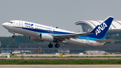 JA06AN - Boeing 737-781 - All Nippon Airways (ANA)