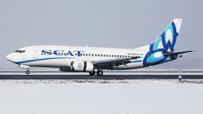A picture of UPB3712 - Boeing 73735B - SCAT - © Alexandr Balykin