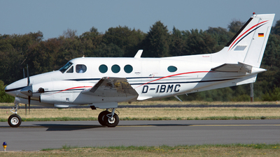 D-IBMC - Beechcraft C90 King Air - Private