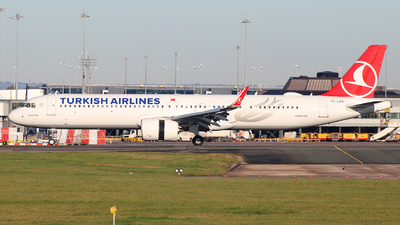 A picture of TCLSS - Airbus A321271NX - Turkish Airlines - © BrierleyAviation