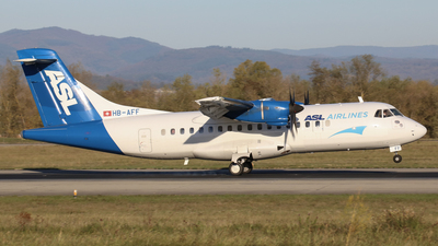 A picture of HBAFF - ATR 42320 - [0264] - © soliwa00