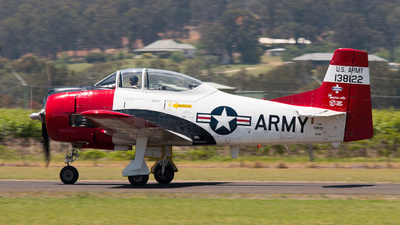 VH-FNO - North American T-28B Trojan - Bennet Aviation