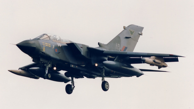 ZD746 - Panavia Tornado GR.1 - United Kingdom - Royal Air Force (RAF)