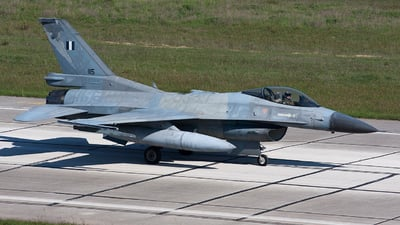 115 - Lockheed Martin F-16C Fighting Falcon - Greece - Air Force
