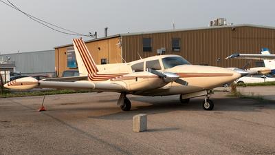 C-FMQC - Piper PA-30-160 Twin Comanche B - Private