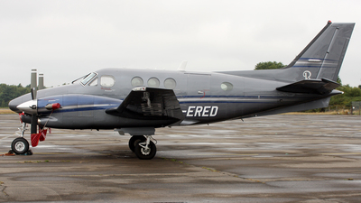 G-ERED - Beechcraft C90GTi King Air - Private
