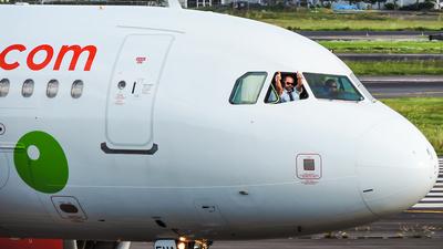 EI-EUA - Airbus A320-232 - VivaAerobus