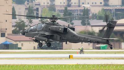 13-01617 - Boeing AH-64E Apache Guardian - South Korea - Army