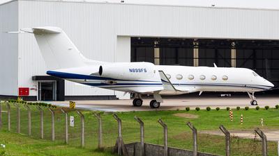 N899FS - Gulfstream G450 - Executive Aviation
