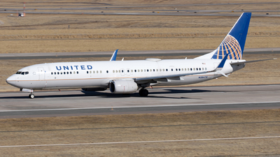 A picture of N28478 - Boeing 737924(ER) - United Airlines - © Yixin Chen