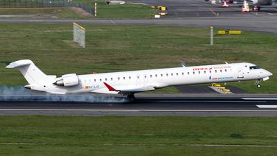 A picture of ECLJT - Mitsubishi CRJ1000 - Iberia - © DN280