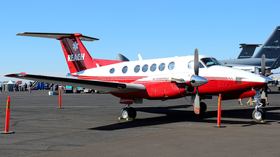 N913RX - Beechcraft B200 Super King Air - Reach Air Medical Services