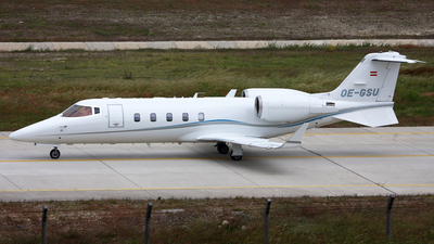 OE-GSU - Bombardier Learjet 60 - International Jet Management