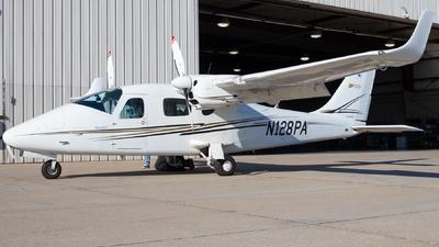 N128PA - Tecnam P2006T - Private