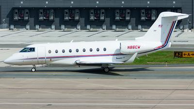 N86CW - Gulfstream G200 - Private