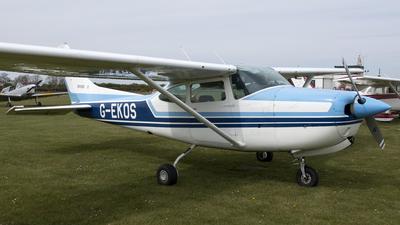 G-EKOS - Reims-Cessna FR182 Skylane RG - Private