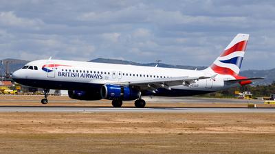 A picture of GEUUZ - Airbus A320232 - British Airways - © Rui Marques