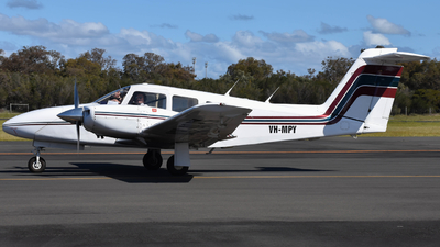 VH-MPY - Piper PA-44-180 Seminole - Southern Aviation Bunbury Flying School