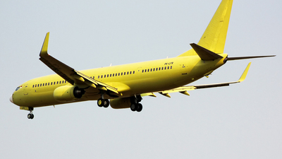 PK-LFR - Boeing 737-9GPER - Untitled