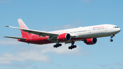 A picture of EIGES - Boeing 77731H(ER) - Rossiya - © Alexey Prokhorov
