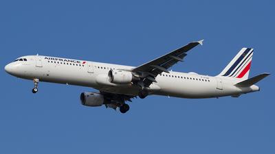 F-GTAD - Airbus A321-211 - Air France
