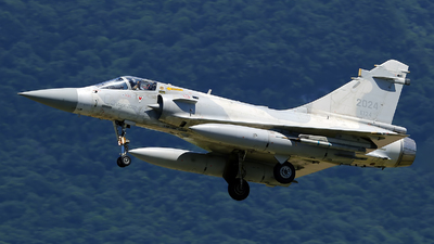 2024 - Dassault Mirage 2000-5EI - Taiwan - Air Force