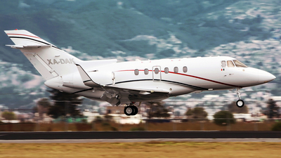 XA-DAK - Hawker Beechcraft 800XP - Private