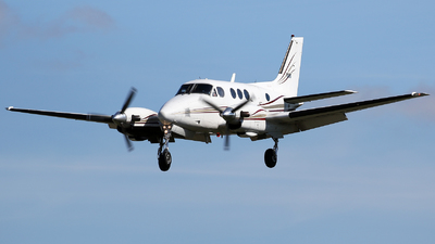 G-ORTH - Beechcraft E90 King Air - Private