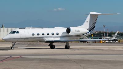 N450L - Gulfstream G450 - Private