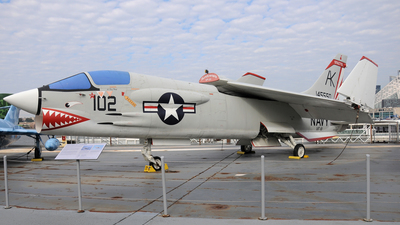 145550 - Vought F-8K Crusader - United States - US Navy (USN)