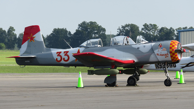 N633MA - Nanchang CJ-6A - Private
