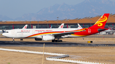 B-LNR - Airbus A330-343 - Hong Kong Airlines