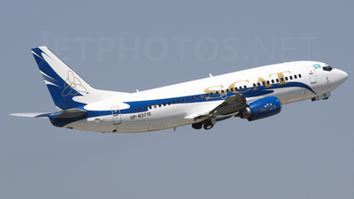 UP-B3712 - Boeing 737-35B - Scat Air Company