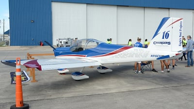 N916EN - Vans RV-12 - Private