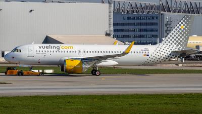 D-AXAR - Airbus A320-271N - Vueling