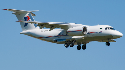 5A-CAA - Antonov An-74TK-300D - Libya - Directorate of Civil Aviation