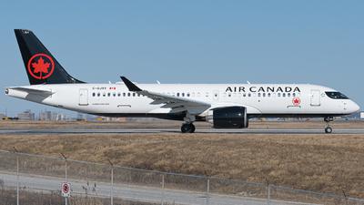 C-GJXV - Airbus A220-371 - Air Canada