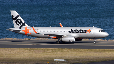 VH-VFT - Airbus A320-232 - Jetstar Airways