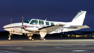 A picture of N142TW - Beech 58 Baron - [TH1841] - © Dutch