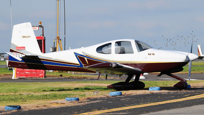 VH-LYY - Vans RV-10 - Private