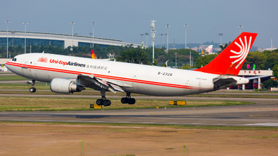 B-2326 - Airbus A300B4-605R(F) - Uni-Top Airlines
