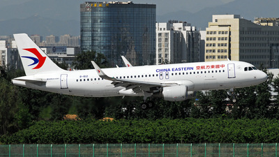 B-1612 - Airbus A320-214 - China Eastern Airlines