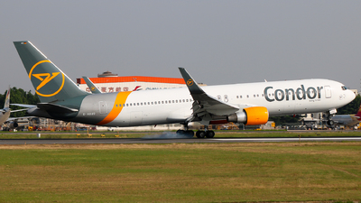 A picture of DABUD - Boeing 767330(ER) - Condor - © Jeppesen_Tu