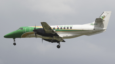 9N-AIH - British Aerospace Jetstream 41 - Yeti Airlines