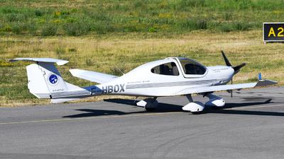 F-HBOX - Diamond DA-40D Diamond Star TDI - Cannes Aviation