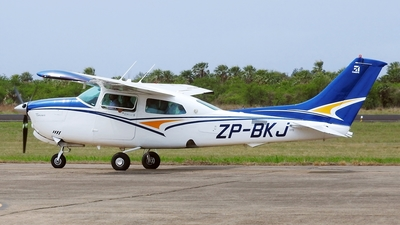 ZP-BKJ - Cessna T210N Turbo Centurion II - Private