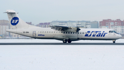 A picture of VQBMA - ATR 72500 - UTair - © Maksim Golbraiht