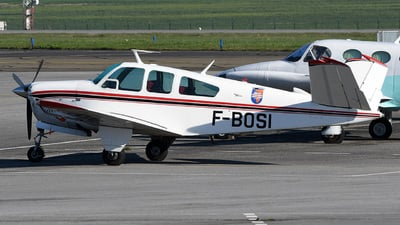 F-BOSI - Beechcraft V35 Bonanza - Private