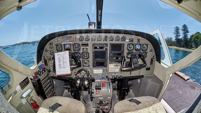 VH-SXF - Cessna 208 Caravan - Sydney Seaplanes