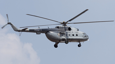 Z2877 - Mil Mi-17-1V Hip - India - Air Force
